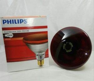 Bohlam infrared philips 150 watt