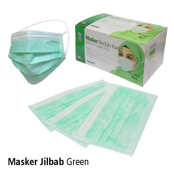 jual masker jilbab