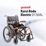 Kursi roda elektrik