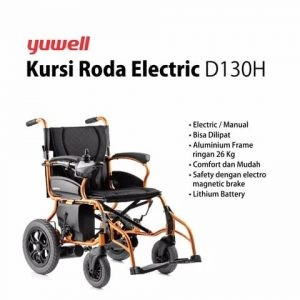 Kursi roda electric